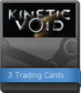 Kinetic Void Booster Pack
