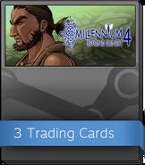 Millennium 4 - Beyond Sunset Booster Pack