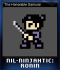 Nil-Ninjahtic Ronin Card 1