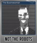 Not The Robots Foil 7