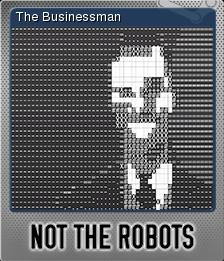 Not The Robots Foil 7