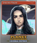 Planet Stronghold Colonial Defense Foil 2