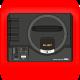 SEGA Mega Drive and Genesis Classics Badge Foil