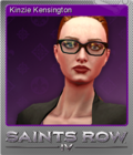 Saints Row IV Foil 4