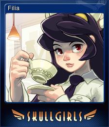 Skullgirls Card 01