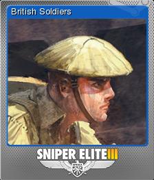 Sniper Elite 3 Foil 2