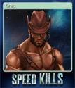 Speed Kills Card 3