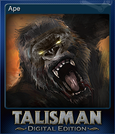 Talisman Digital Edition Card 1