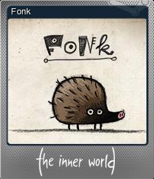 The Inner World Foil 5