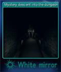 White Mirror Card 4