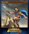 12 Labours of Hercules V Card 4