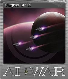 AI War Fleet Command Foil 3