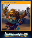Awesomenauts Card 8
