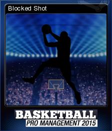 Basketball Pro Management 2015 Card 4