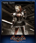 Batman Arkham Knight Card 5