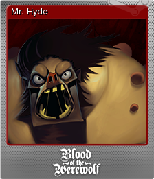 Blood of the Werewolf Foil 3