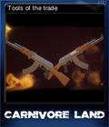 Carnivore Land Card 6