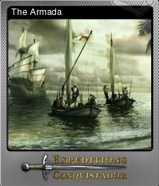 Expeditions Conquistador Foil 3
