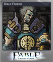 Fable Anniversary Foil 4