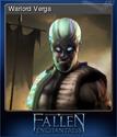 Fallen Enchantress Legendary Heroes Card 8