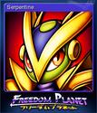 Freedom Planet Card 6