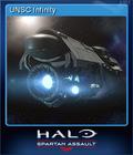 Halo Spartan Assault Card 6