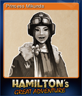 Hamilton's Great Adventure Card 2
