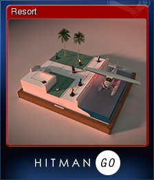 Hitman GO Definitive Edition Card 6