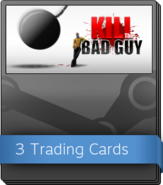 Kill the Bad Guy Booster Pack