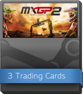 MXGP2 - The Official Motocross Videogame Booster Pack