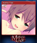 Malus Code Card 2