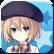 MegaTagMension Blanc + Neptune VS Zombies Emoticon zblanc