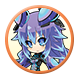 Megadimension Neptunia VII Badge 1
