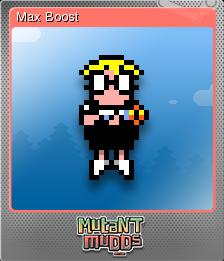 Mutant Mudds Deluxe Foil 1