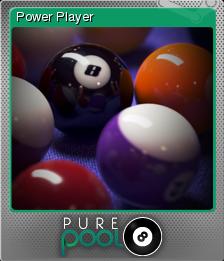 Pure Pool Foil 1