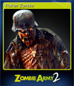 Sniper Elite Nazi Zombie Army 2 Card 7