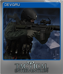 Tactical Intervention Foil 6