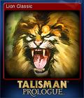 Talisman Prologue Card 3