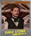 The Dark Stone from Mebara Foil 3