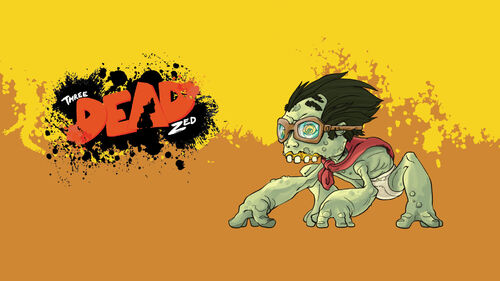 Three Dead Zed Artwork 3