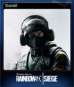 Tom Clancy's Rainbow Six Siege Card 10