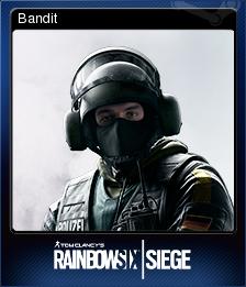 tom clancy s rainbow six siege bandit steam trading cards wiki