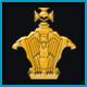 Warhammer 40,000 Regicide Badge Foil