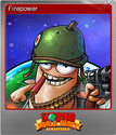 Worms World Party Remastered Foil 4