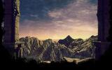 Adam's Venture Origins Background Mountain Landscape