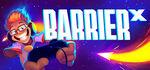 BARRIER X Logo