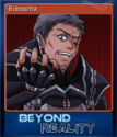 Beyond Reality Card 1