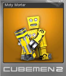Cubemen 2 Foil 3