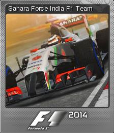 F1 2014 Foil 03