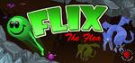 Flix The Flea Logo